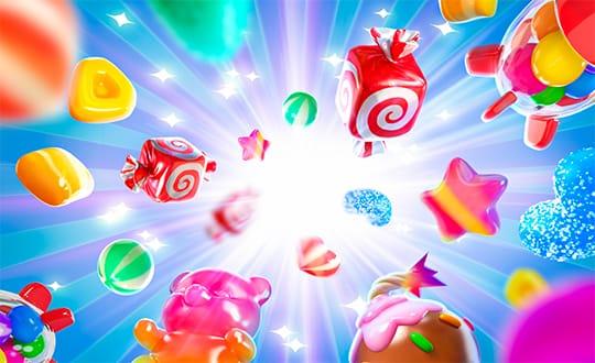 สล็อต Candy Burst